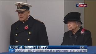 Breaking News delle 17.00 | Addio al Principe Filippo