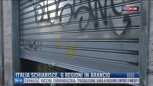 Breaking News delle 18.00 | Italia schiarisce, 6 regioni in arancio