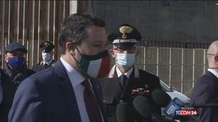 """Salvini: """"Ci aspettiamo un piano imprese imponente"""""""