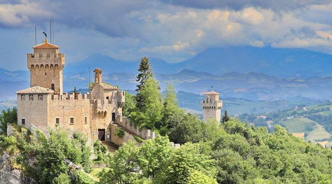Donnavventura, repubblica di San Marino