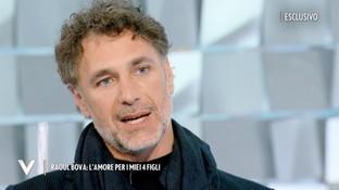 """Raoul Bova torna in tv: """"Sarò un papà eccezionale"""""""