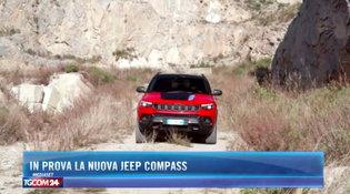In prova la nuova Jeep Compass