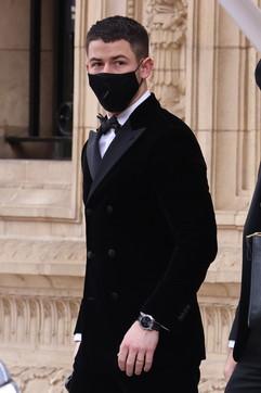 Bafta 2021, i look maschili: tutti in smoking, bentornata eleganza