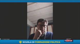 """Giorgetti: """"Sovranità è anche produrre vaccini in Italia e in Europa"""""""