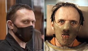 """Igor """"il russo"""" portato in tribunale come Hannibal Lecter"""