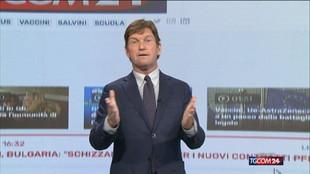 """Primato Tgcom24, Domenico Catagnano: """"Grazie ai nostri lettori"""""""