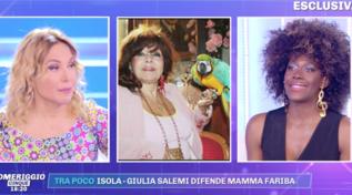 """Sylvie Lubamba: """"Io due mesi in cella con Patrizia Reggiani"""""""