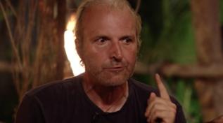 """Ubaldo Lanzi contro Brando Giorgi: """"Vai a fan***o in fondo all'isola"""""""