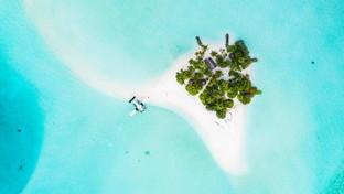 Un'isola tutta per me? Alle Maldive si può