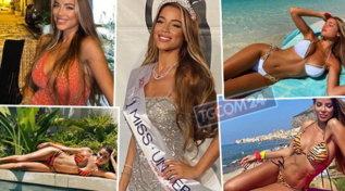 """Miss Universo 2021, Viviana Vizzini rischia la finale a causa del Covid: """"Ma non mi arrendo"""""""