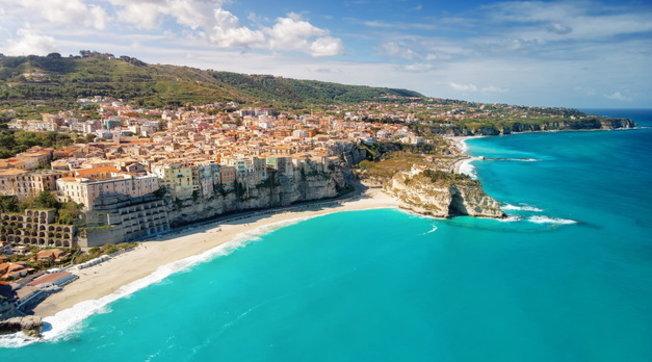 Tropea, non solo mare ma anche un borgo delizioso
