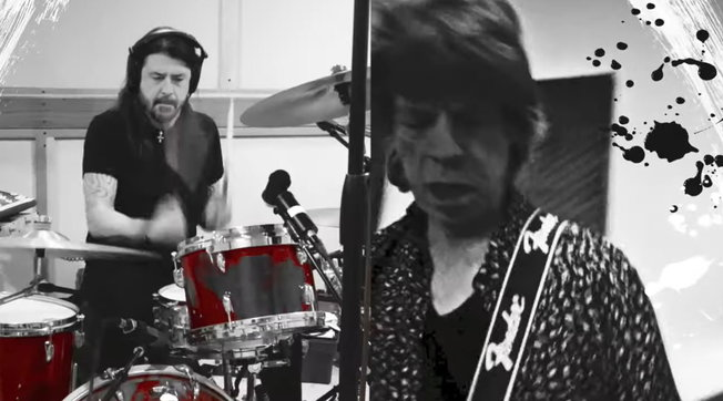 Mick Jagger e Dave Grohl insieme a sorpresa in una canzone sull'isolamento da lockdown