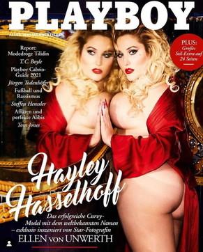 "La figlia di David Hasselhoff posa su ""Playboy"""