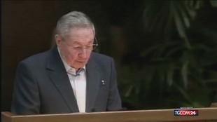 Cuba, finisce l'era Castro: lascia anche Raul