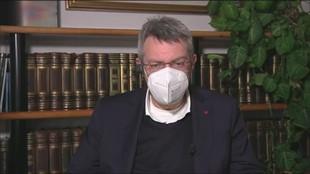 """Recovery plan, Maurizio Landini (Segretario Cgil): """"Stiamo chiedendo di avere un confronto con Draghi"""""""
