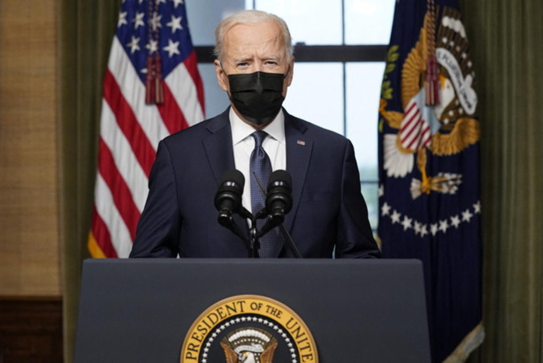 Biden annuncia ufficialmente il ritiro delle truppe Usa dall'Afghanistan