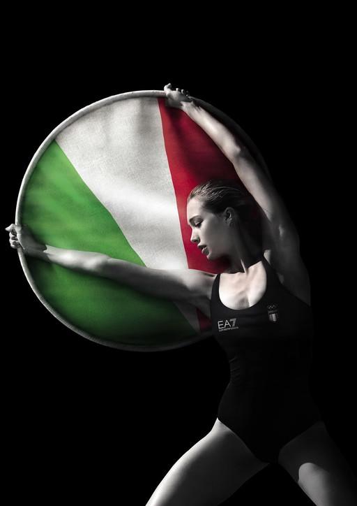 Giochi di Tokyo: EA7 Emporio Armani vestirà ufficialmente l'Italia Team