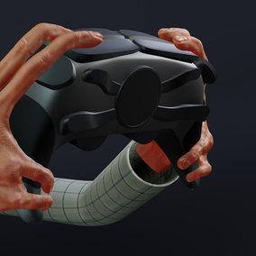 Studio immagina l'evoluzione della mano di un giocatore, con risultati inquietanti