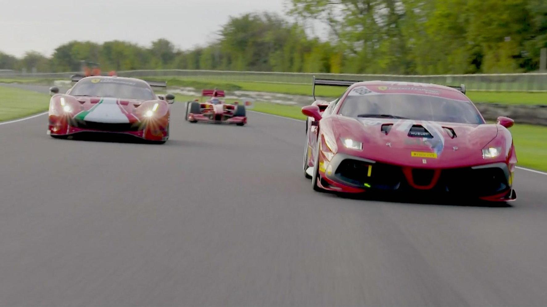Ferrari, Elkann: primo modello tutto elettrico nel 2025