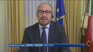 """Mozione fiducia Speranza ,Faraone Italia viva """" Noi abbiamo fiducia in questo governo"""""""