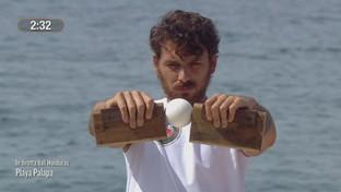 """""""L'Isola dei Famosi"""", il nuovo """"Leader Salvador"""" Andrea salva Roberto"""
