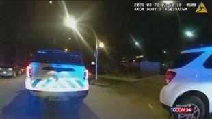 Chicago, filmato shock: agente spara e uccide 13enne ispanico