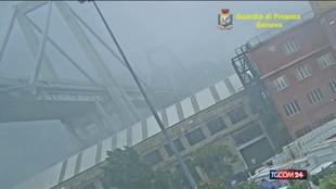 """Ponte Genova, il """"controllore"""" non aveva mai visto il Morandi"""