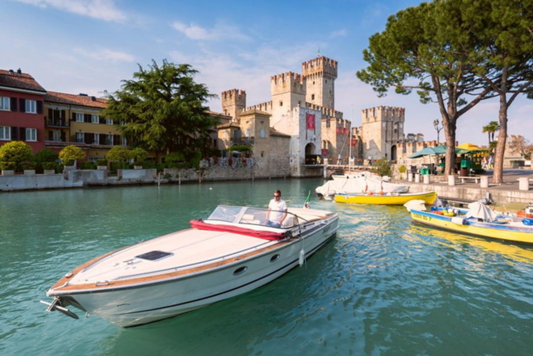 Lago di Garda, il piccolo mare tra le Alpi e il Po