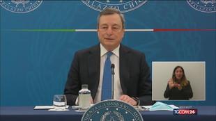 Draghi: prendiamo un rischio ragionato