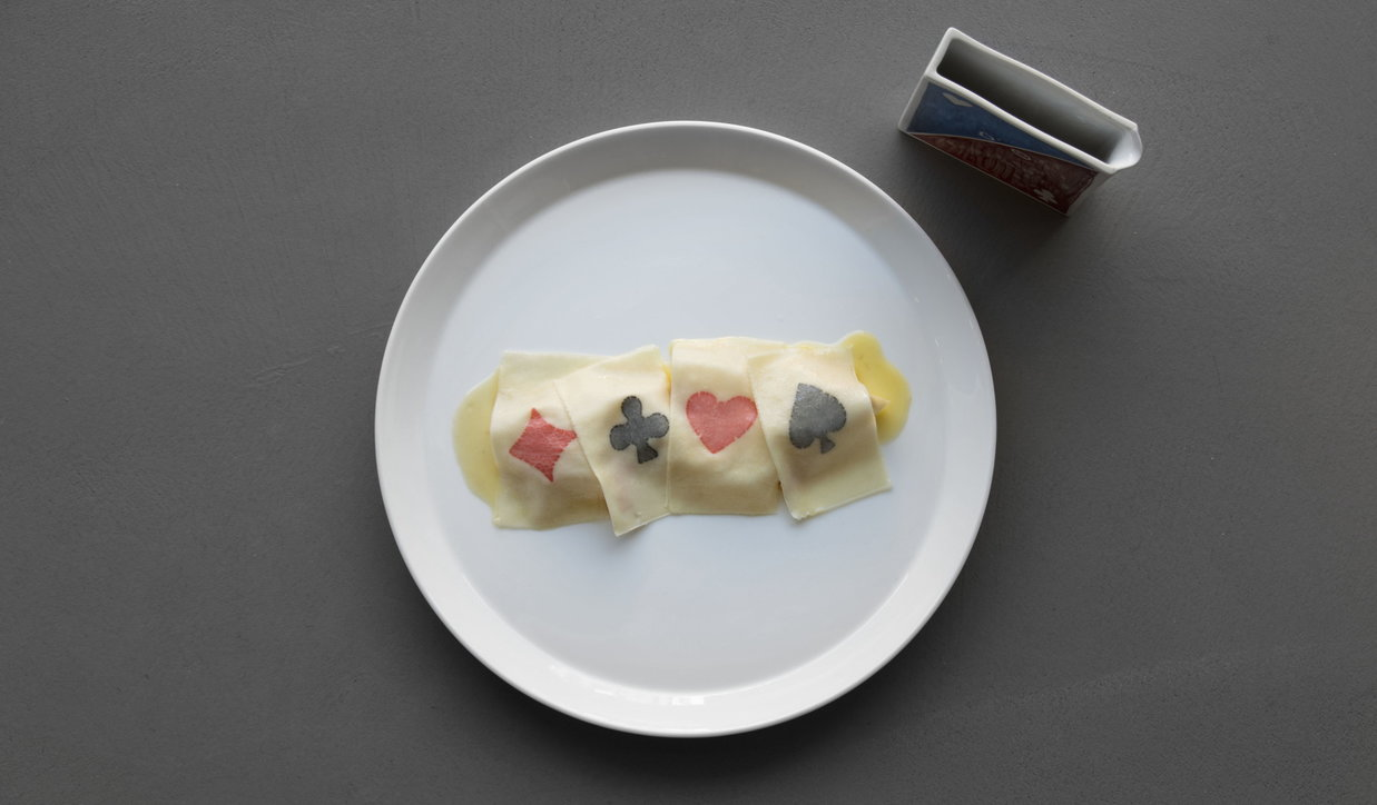 L' arte in cucina
