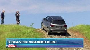 In Prova Suzuki Vitara Hybrid Allgrip