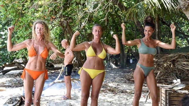 """""""L'Isola dei Famosi 2021"""", è sfida tra ballerine e culturisti"""