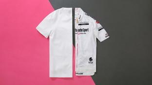 Moda e sport, Giro d'Italia 2021: Intimissimi Uomo veste la maglia bianca