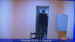 Navalny trasferito in un ospedale di un carcere