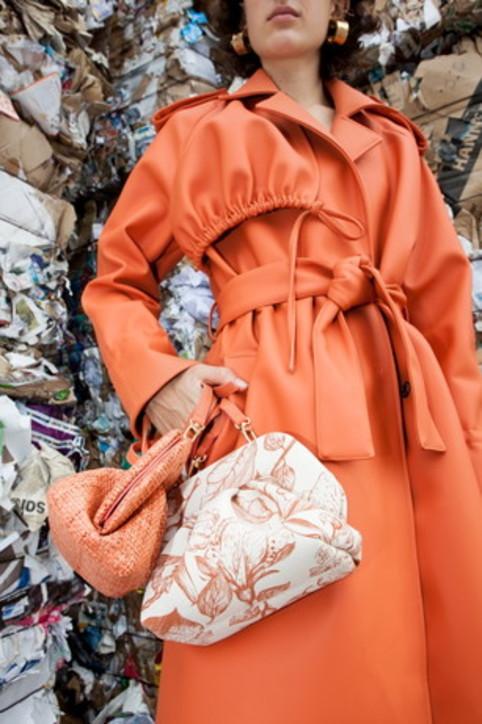 Themoirè. La borsa Made in Milan che sostiene il nostro pianeta