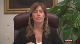 """Boschi, attacco a Grillo per il suo video: """"Usa il suo potere"""""""