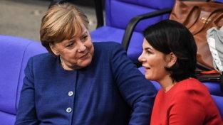 Germania: chi èAnnalena Baerbock, l'aspirante cancelliera per il dopo Merkel