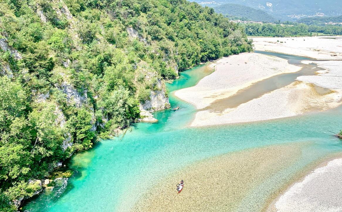 Donnavventura in Friuli Venezia Giulia: la bellezza del fiume Tagliamento