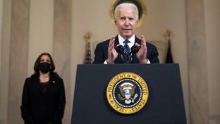 """George Floyd, il discorso di Biden dopo il verdetto:""""Le sue parole non devono morire con lui"""""""