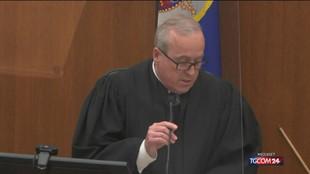 """Floyd, il verdetto: """"Chauvin colpevole di omicidio"""""""