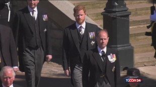 Gb: dopo i funerali di Filippo, Harry è già partito