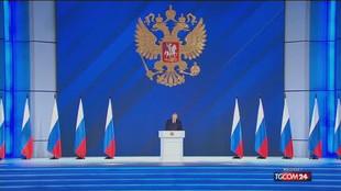 Caso Navalny: manifestazioni contro Putin