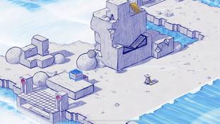 Inked, le immagini del videogioco per iOS e Android