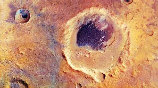 Spazio, prodotto l'ossigeno su Marte: è la prima volta
