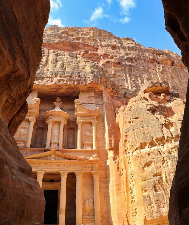Giordania: le Donnavventura tra le meraviglie di Petra