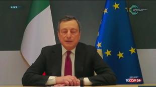 Giornata Terra, il messaggio di Draghi