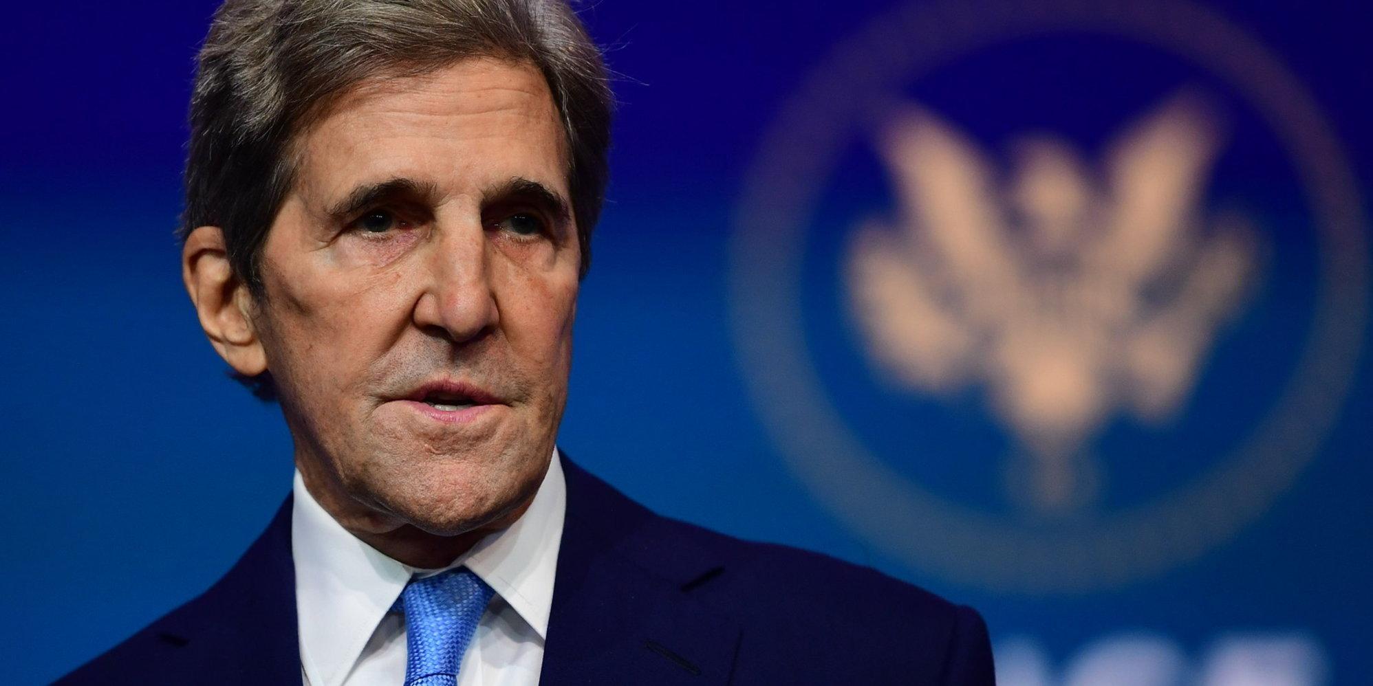 Clima, John Kerry: Cop26 è ultima speranza di coalizzare il mondo