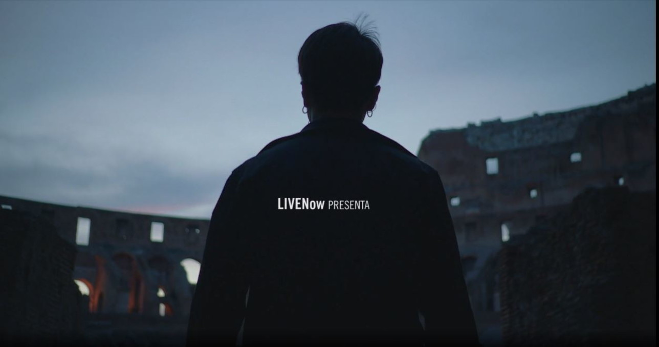 Ultimo è re di Roma: concerto in streaming dal Colosseo