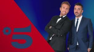 Stasera in Tv sulle reti Mediaset, 23 aprile