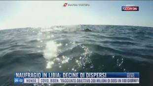 Breaking News delle 09.00 | Naufragio in LIbia: decine di dispersi